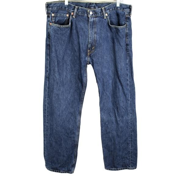 229a8ed17aa Levi's Jeans | Levis 505 Mens 38 X 30 Regular Straight Leg | Poshmark